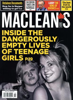 MAY 10th 2010 | Maclean's