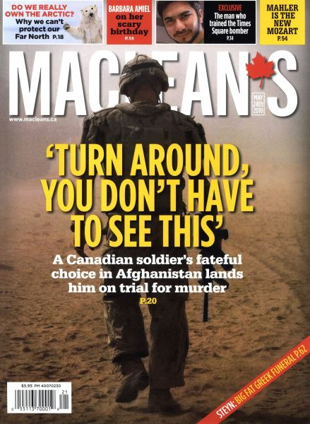 Issue: - MAY 24th 2010 | Maclean's