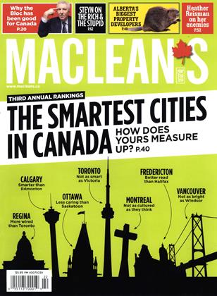 MAY 31st 2010 | Maclean's