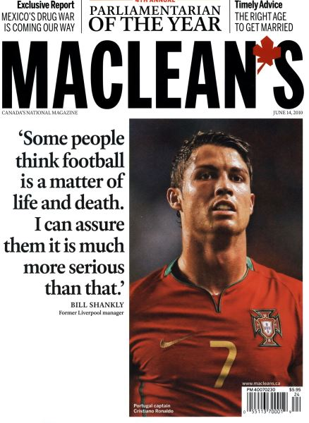Issue: - June 14th 2010 | Maclean's