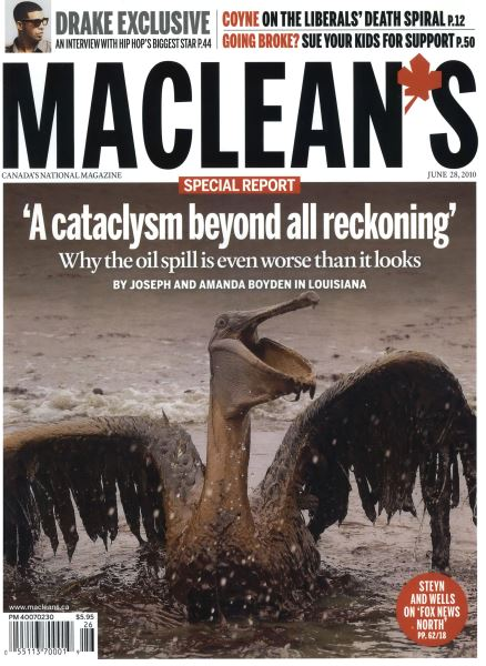 Issue: - June 28th 2010 | Maclean's