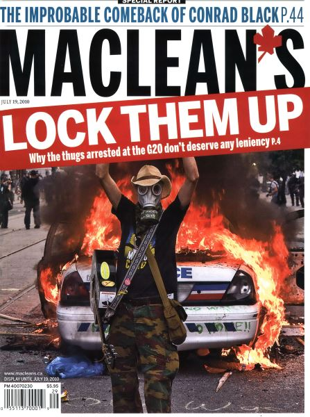 Issue: - July 19th 2010 | Maclean's