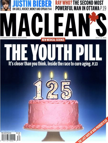 Issue: - July 26th 2010 | Maclean's