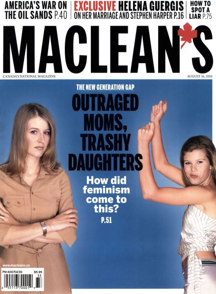 Issue: - August 16th 2010 | Maclean's