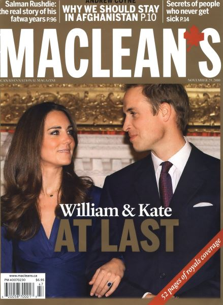 Issue: - November 29th 2010 | Maclean's