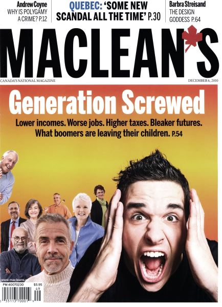 Issue: - December 6th 2010 | Maclean's