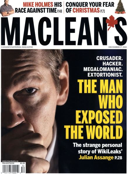 Issue: - December 27th 2010 | Maclean's