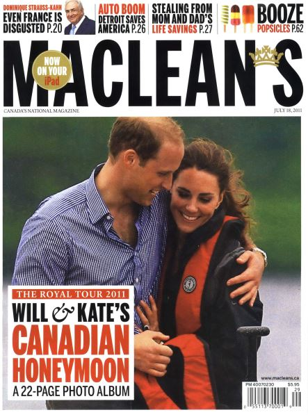 Issue: - July 2011 | Maclean's