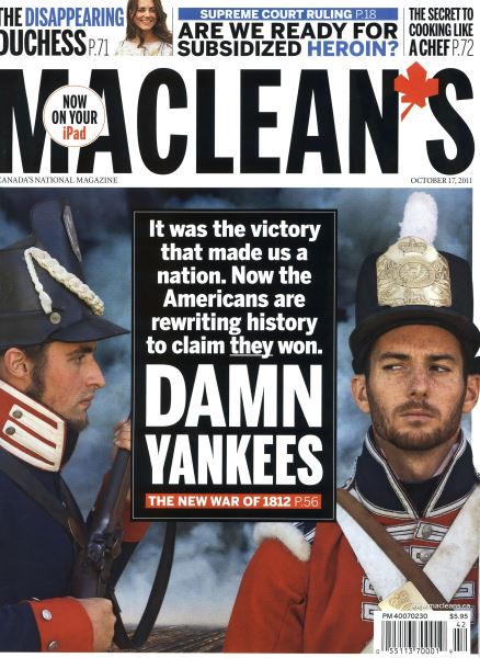 Issue: - October 17th 2011 | Maclean's