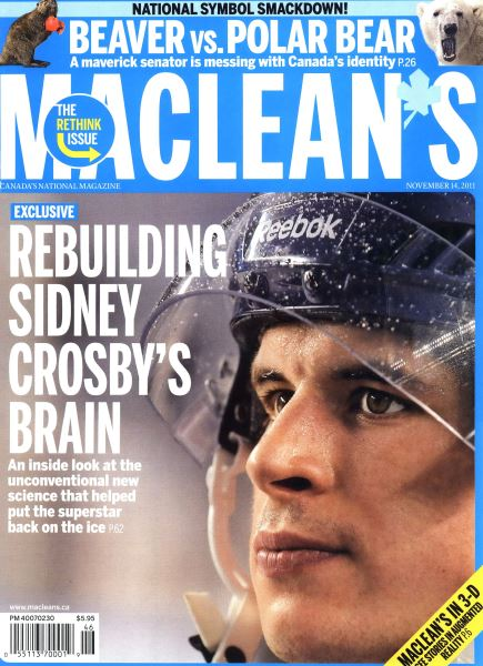 Issue: - November 14th 2011 | Maclean's