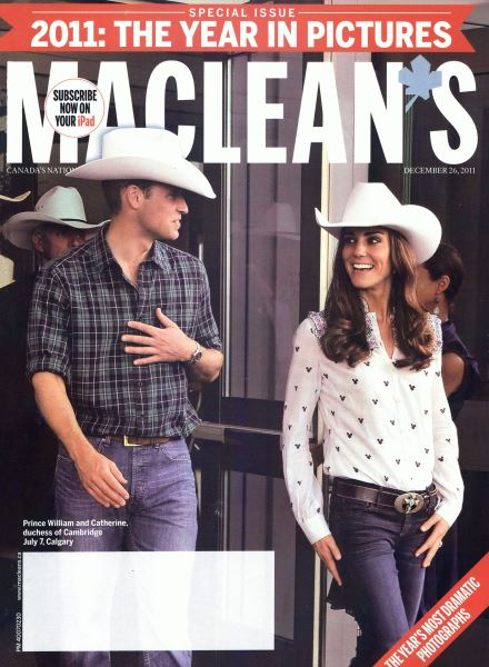 Issue: - December 26th 2011 | Maclean's