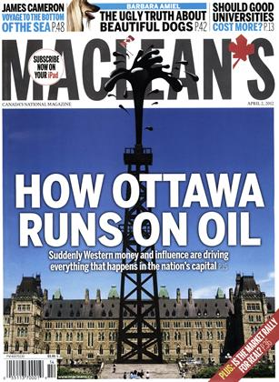 Cover for the April 2 2012 issue