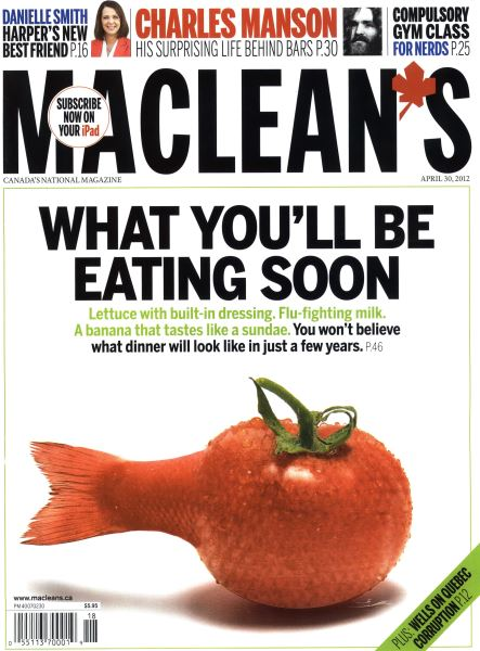 Issue: - April 2012 | Maclean's