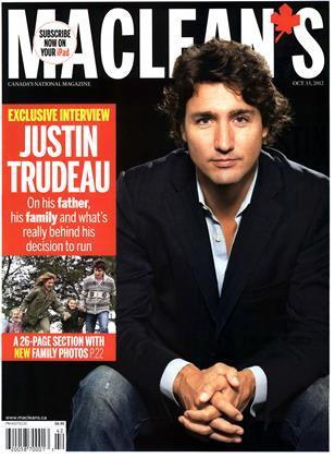 Cover for the October 15 2012 issue