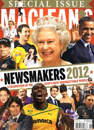 Cover for the December 10 2012 issue