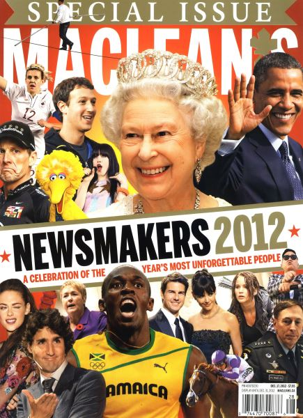 Issue: - DECEMBER 10 & 17, 2012 | Maclean's