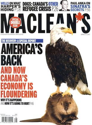 Cover for the April 8 2013 issue