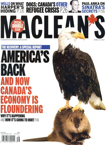 Issue: - April 2013 | Maclean's