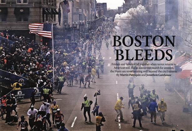 BOSTON BLEEDS