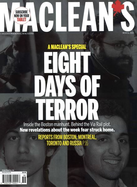 Issue: - May 2013 | Maclean's