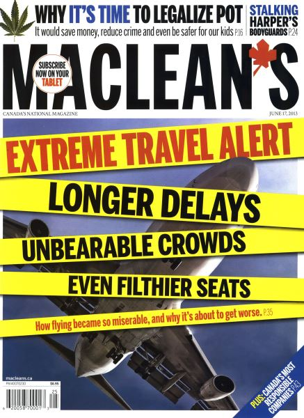 Issue: - June 2013 | Maclean's