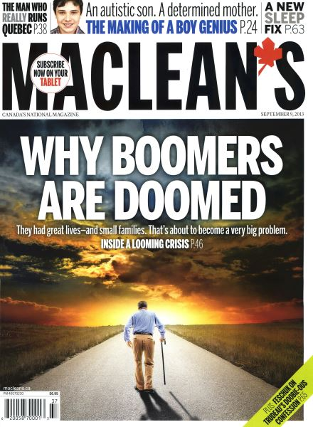 Issue: - September 2013 | Maclean's
