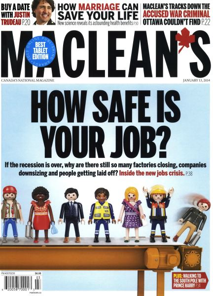 Issue: - January 2014 | Maclean's