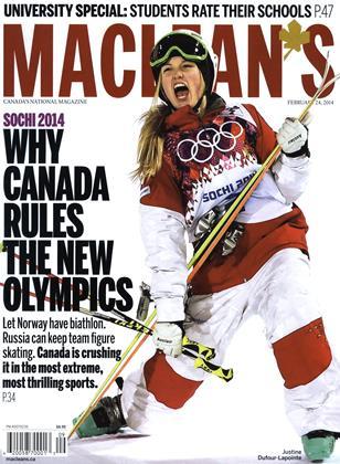 FEBRUARY 24, 2014 | Maclean's