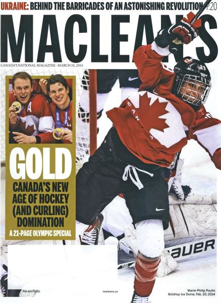 Issue: - March 2014   Maclean's