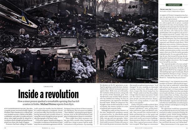 Inside a revolution