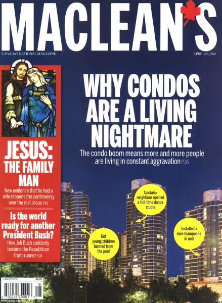 Issue: - April 2014 | Maclean's