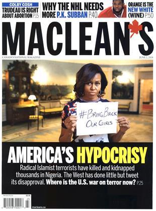 JUNE 2, 2014 | Maclean's