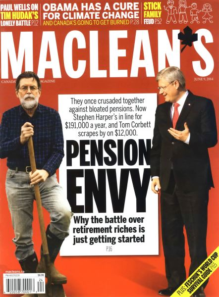 Issue: - JUNE 9,2014 | Maclean's