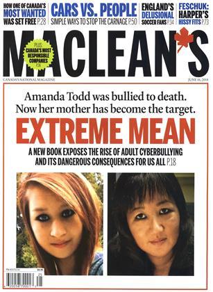 JUNE 16, 2014 | Maclean's