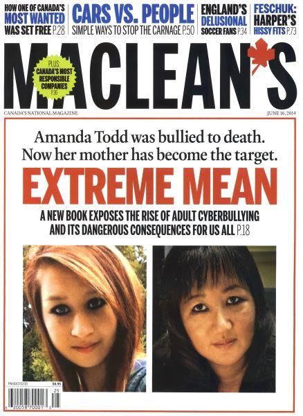 Issue: - June 2014 | Maclean's