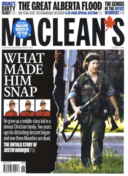 Issue: - >JUNE 23,2014 | Maclean's