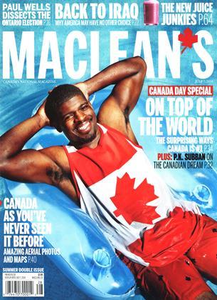 JULY 7, 2014 | Maclean's