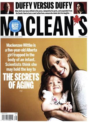 JULY 28, 2014 | Maclean's