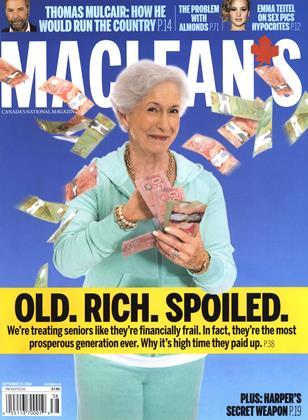 SEPTEMBER 15, 2014 | Maclean's