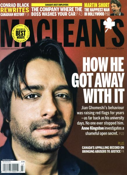 Issue: - November 2014 | Maclean's