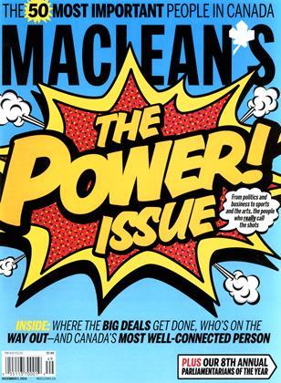 DECEMBER 1, 2014 | Maclean's