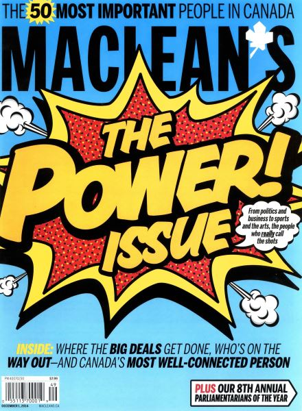 Issue: - December 2014 | Maclean's