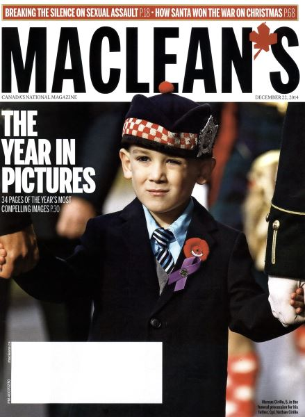 Issue: - December 2014 | Maclean's