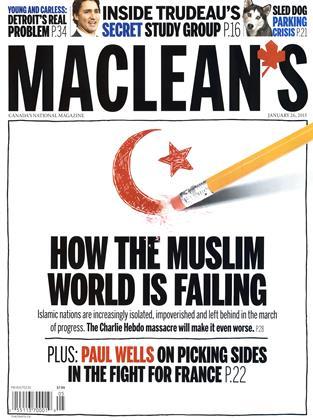 JANUARY 26, 2015 | Maclean's