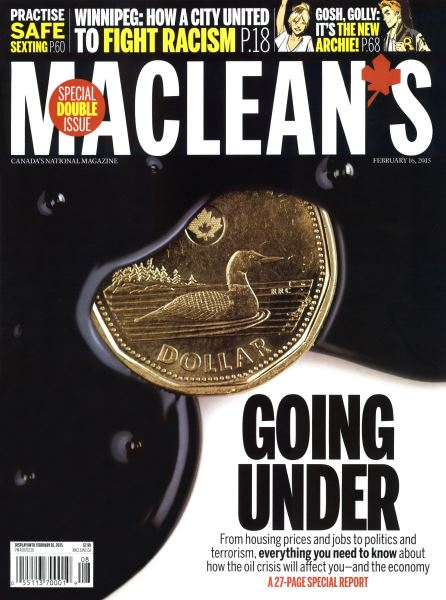 Issue: - February 2015 | Maclean's