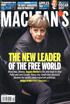 Cover for the March 2 2015 issue