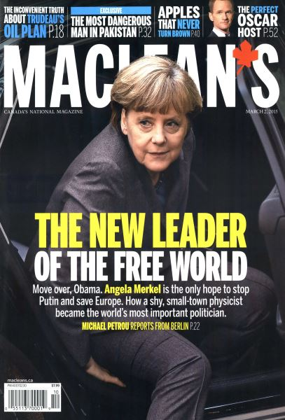 Issue: - March 2015 | Maclean's