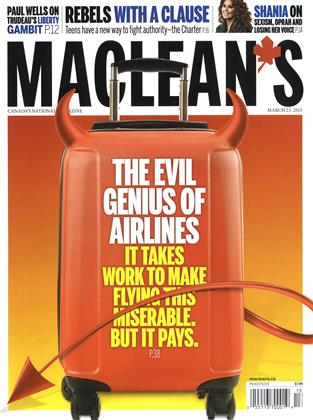 MARCH 23, 2015 | Maclean's