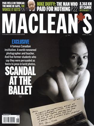 APRIL 27, 2015 | Maclean's