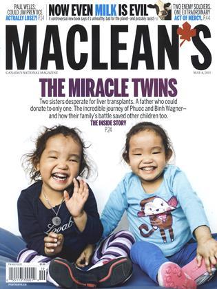 MAY 4, 2015 | Maclean's